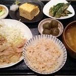 ジャスミン食堂 - 2015/7 850円なり