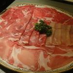 39931760 - 「お肉4種類盛り合せ」です。