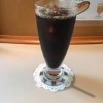 シンフォニー - ドリンク写真:アイスコーヒ、200円です♪