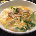 秘苑 - 料理写真:鶏クッパ