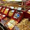 九金店 - 料理写真:色々な種類の月餅が売られています!
