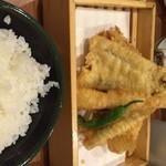 御園天丼 下の一色 - 天ぷらめし
