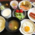 39936482 - 朝食バイキング_1,500円