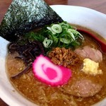 麺屋 海嵐 - 醤油780円