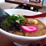 麺屋 海嵐 - 醤油