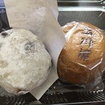 玉川屋 - 豆大福、饅頭