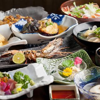京都のお野菜でつくるおばんざいやお料理を堪能