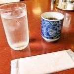 ランドマーク - お冷 お茶