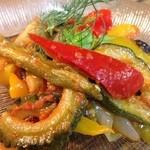 デルソル - 旬野菜のラタトゥイユ