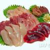 石坂村 - 料理写真:刺身盛り合わせ