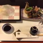てん花 - お刺身・前菜