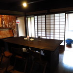 カフェ カリアーリ - 素敵な日本家屋そのまま