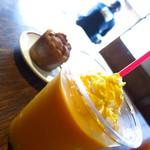 カフェ カリアーリ - メニューも随時少量ではあるが増えている様子