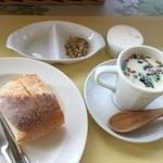 トミズダイナー - パンとスープ