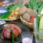 北海道正直村 - 野菜ソムリエ 美羽が考えた野菜メニュー