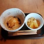 Cafe もりのおとわ - アイスクリーム 300円 2015.07.