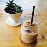 グッドラックコーヒー - カフェモカ