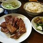 39952767 - 牛タン定食(牛タンは二人前)