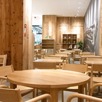 カフェ&ミール ムジ - とても広くて客席はたくさん☆♪