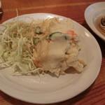和田浜 - ポテトサラダ