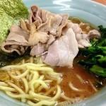 らー麺 家道 - 肉らー麺/並