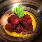 福 - 芋 蛸 南京の煮物