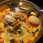 光麺 - 冷し担々麺(\880)