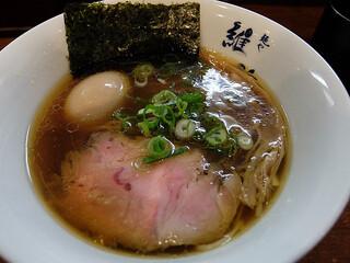 維新 - 味玉醤油ラーメン800円