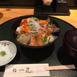 鮨一花 - 赤出汁付き
