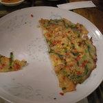 かたくり韓国伝統家庭料理 - 海鮮チヂミ