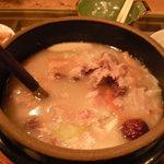 かたくり韓国伝統家庭料理 - サムゲタン