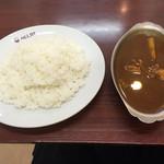新川デリー - インドカレー 大盛 1000円