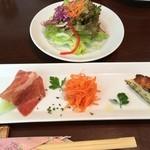 39963211 - サラダと前菜