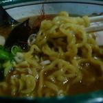 風雲児醤 - 麺アップ