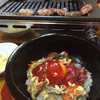 味々亭 - 料理写真:チーズビビンバ☆辛いものが苦手な人にはキツイかもしれません・・・