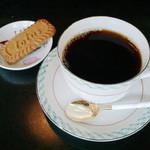 上海航路 コイコイ商店 - コーヒ400円。