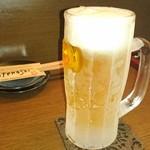 うるまんず - うるまんず(オリオン)ドラフト生ビール