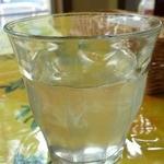オリーブ - りんご酢ドリンク