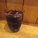 カレーハウス キラリ - コーラ