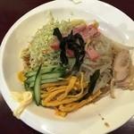 39979814 - 150520選べる麺と丼セット780円冷麺
