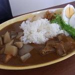 日本カレー本舗 - 635カレー①