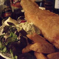 the celt house - fish&chips