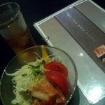 串かつ市場 - 冷麺