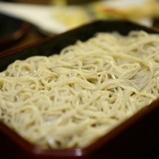 石臼挽き手打ち蕎麦 高はし - 料理写真: