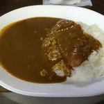 ジャンボカレー - 魚カツカレー 480円 本日のランチ