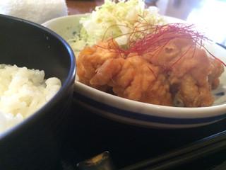 食彩市場 八 - チキン南蛮定食890円