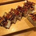 魚河岸たちばな - あなご棒寿司