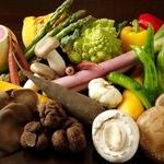季節の野菜盛り合わせ
