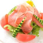 パルマプロシュートサラダ