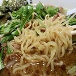 ちょぼいち - 中太卵麵(茹で時間1分半)